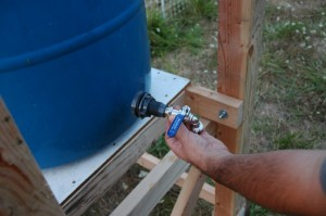 Building An Automatic Chicken Waterer Farm Folly