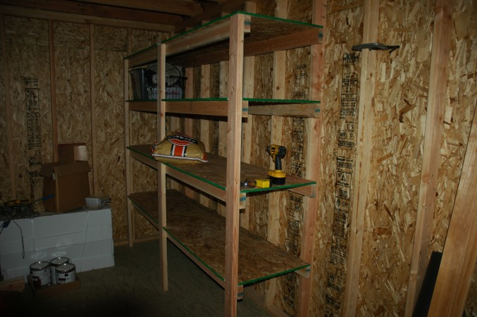 How to build garden shed shelves,free octagon picnic table plans pdf ...